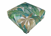 Sea Palm Footstool