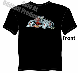 Hot Rods - Devil Rod 1927 Roadster T-shirt