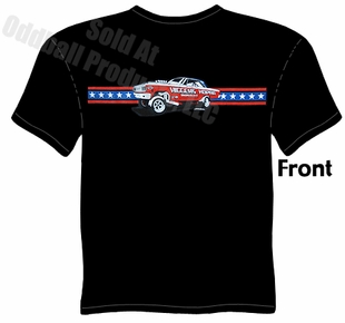 Hot Rods - Higgens Mopar Drag Racing T-shirt