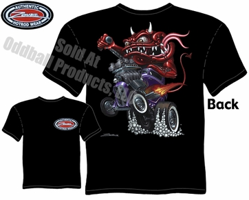 Hot Rods - Monster Rod 1932 Coupe T-shirt