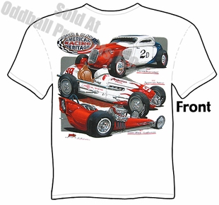 Hot Rods - Speed & Glory T-shirt