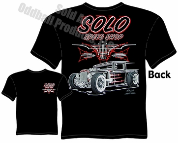 Speed Shop - Solo Speed Shop 1932, 1933, 1934 Pickup T-shirt