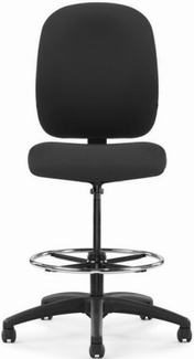 Allseating Presto Series Big and Tall Drafting Chair [52930]