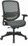 Charcoal DuraFlex Full Mesh Office Chair [829-R22C728P]