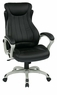 Contemporary Eco Leather Executive Office Chair [ECH31826]