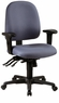 Office Star Ergonomic Multi Function Office Chair [43808]