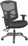 Office Star Ergonomic ProGrid Mesh Back Chair [95344]