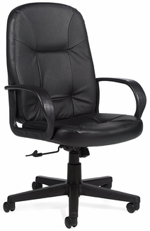 Global Arno Perforated Leather Office Chair [4003]