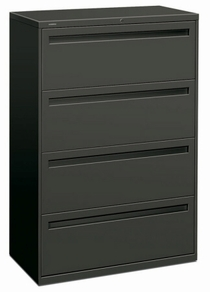 HON 700 Series 4 Drawer Lateral Filing Cabinet [784L]