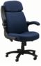 Mayline Pivot Arm Big and Tall Office Chair [6446AG]