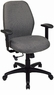 Office Star Mid Back Computer Task Chair with Arms [3121]