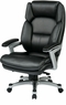 Office Star Eco-Leather Executive Chair [OPH61606]