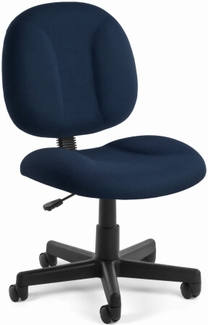 OFM Extra Wide Seat Office Task Chair [105]