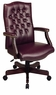 Traditional Executive Chair with Padded Arms [TEX232]