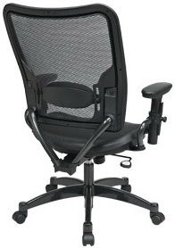 Space Seating Professional Mesh Air Grid Office Chair [6216]