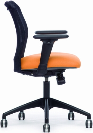 Allseating Inertia Mesh Back Task Chair [78040]
