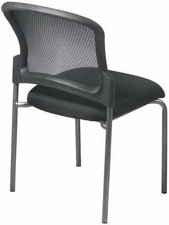 Pro Line II Armless Mesh Back Guest Chair [86724-30]