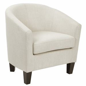 Ave Six Ethan Tub Chair in Linen Fabric [ETN-L38]