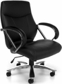 Avenger Mid Back Big and Tall Executive Chair [811-LX]