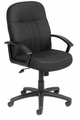 Boss Executive Fabric Office Chair [B8306]