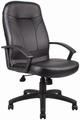 Boss Leather Plus Office Chair [B8401]