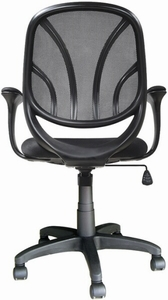 Work Smart Contemporary Screen Back Mesh Office Chair [EM20522-3]