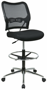 Office Star Drafting Stool Mesh Back 13 37p500d Office