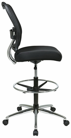Office Star Drafting Stool Mesh Back 13-37P500DOffice Chairs ...