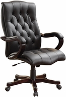INSPIRED by Bassett Dixon Button Back Traditional Office Chair BP-DXTX