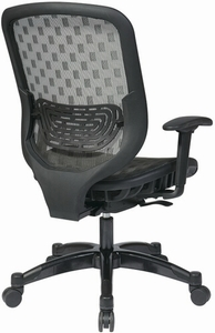 Space Seating DuraFlex Self Adjusting Mesh Office Chair [829-R22C728P]