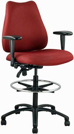 Ergocraft Quasar Heavy Duty Drafting Chair [E77882STW350]
