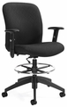 Global Truform Counter Height Bank Teller Chair [S5458-6]