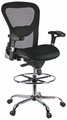 Harwick Deluxe Mesh Drafting Stool [3052D]