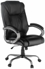 Harwick Extra Wide Big & Tall Leather Office Chair [8229]