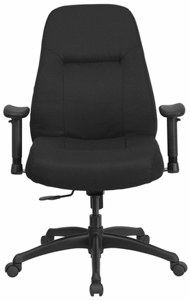 Hercules 400lb Big And Tall Desk Chair Fabric Computer Chair