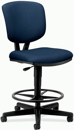 HON Volt Height Adjustable Drafting Stool [5705]