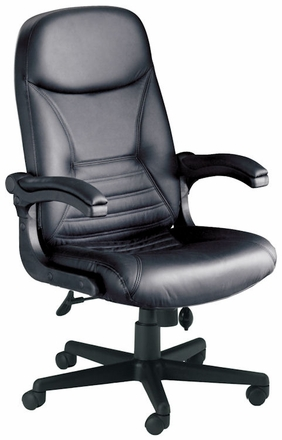 Executive Leather Office Chairs Lumbar Office Chair