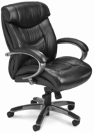 Mayline Ultimo Executive Leather Office Chair [UL230M]