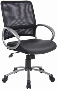 Mesh Back Managers Office Chair [B6406]