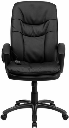 Bonded Leather Office Chair BT 9585P GG Office Chairs Unlimited