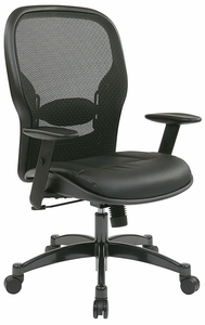 Space Seating Office Chair with Mesh Back 2300