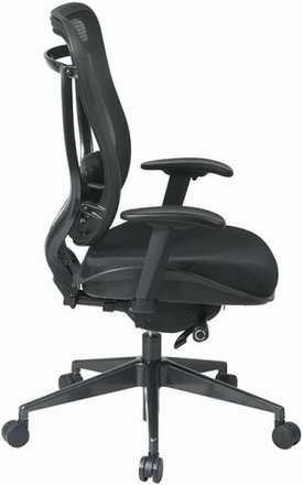 Space Seating Air Grid® High Back Mesh Office Chair [818-31G9C18P]