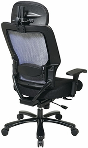 Space Seating Air Grid® Mesh Big and Tall Chair [63-37A773HM]