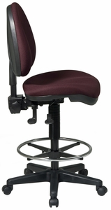 Office Star Deluxe Ergonomic Drafting Chair [DC940]