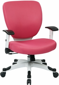Space Seating Fun Colors Fabric Mesh Office Chair [5200W]