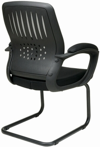 Work Smart Mesh Back Visitor Chair [EM5972V]