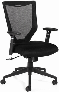 Offices To Go Mesh Managers Chair [OTG11646B]