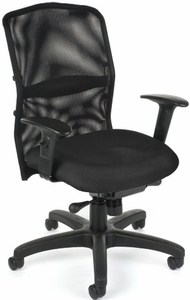 OFM AirFlo Office Mesh Chair [610]