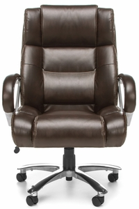 OFM Avenger Series 500 LB. Big Man's Chair [810-LX]