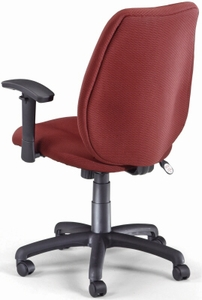 OFM Ergonomic Fabric Task Chair 611 Free Shipping